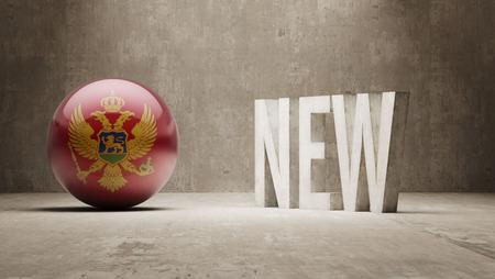 renewed: Montenegro High Resolution New Concept