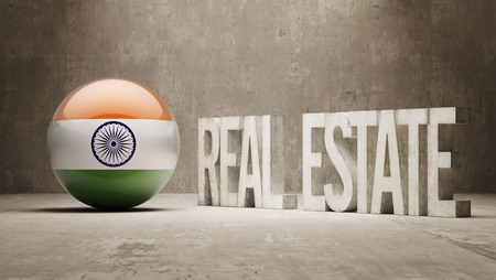 renter: India Real Estate Concept Stock Photo