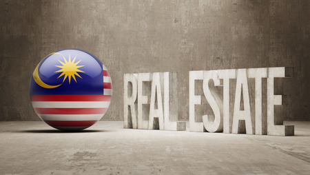 homeowner: Malaysia  Real Estate Concept