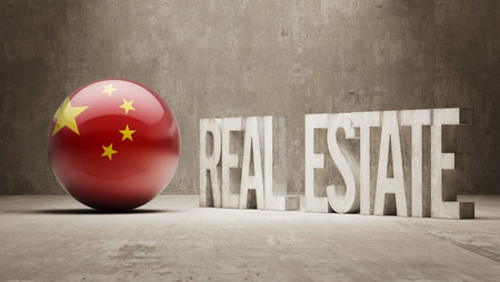property of china: China   Real Estate Concept