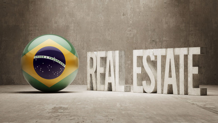 Brazil  Real Estate Concept photo