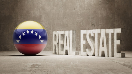 renter: Venezuela Real Estate Concept