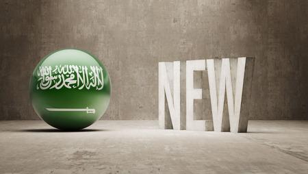 renewed: Saudi Arabia  New Concept