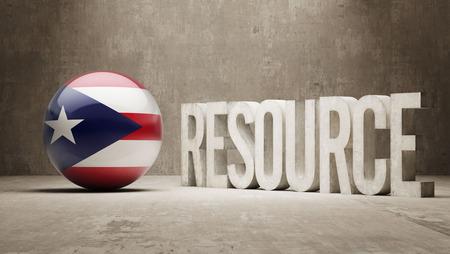 puerto rico: Puerto Rico   Resource Concept