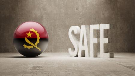 angola: Angola  Safe Concept