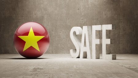 safely: Vietnam  Safe Concept