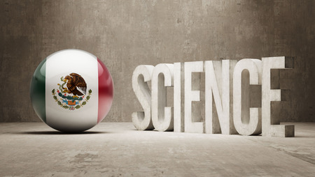 Mexico  Science Concept Stock Photo - 27275811