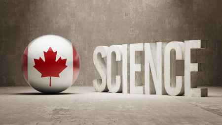 Canada   Science Concept photo
