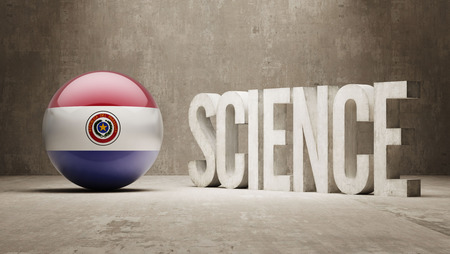 Paraguay  Science Concept Stock Photo - 27275956