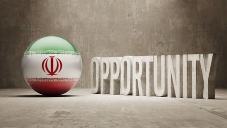 opportunity concept: Iran  Opportunity Concept
