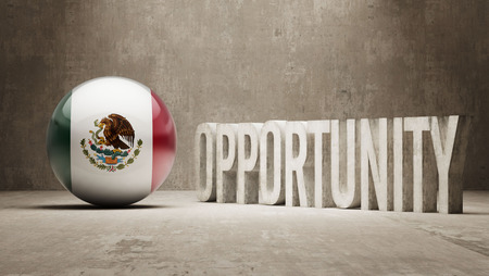 opportunity concept: Mexico  Opportunity Concept