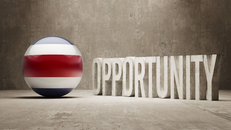 costa rica: Costa Rica  Opportunity Concept
