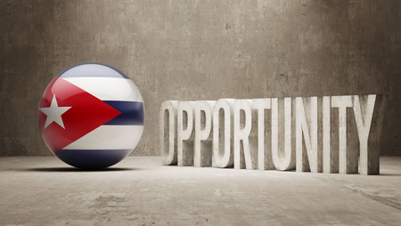 opportunity concept: Cuba   Opportunity Concept