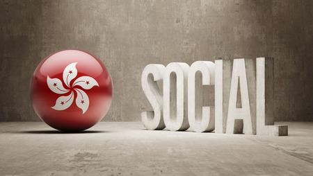 societal: Hong Kong  Social Concept
