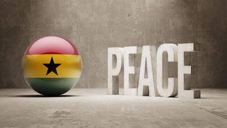 pacifist: Ghana High Resolution Peace Concept