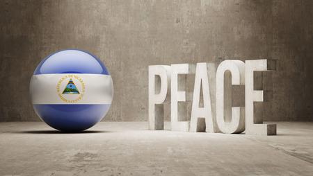 peace concept: Nicaragua Peace Concept