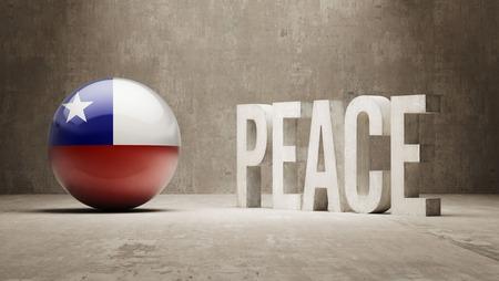 pacifist: Chile   Peace Concept