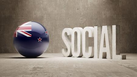 societal: New Zealand Social Concept