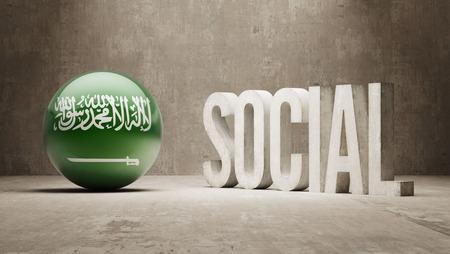 societal: Saudi Arabia  Social Concept