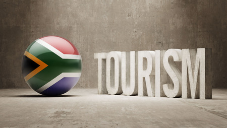 South Africa Tourism Concept photo