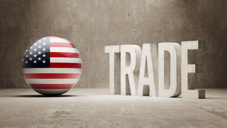 United States Trade Concept