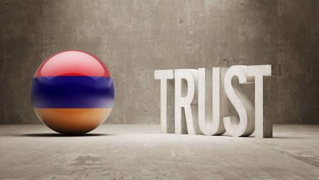 reliance: Armenia   Trust Concept