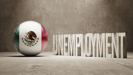 Mexico Unemployment Concept photo