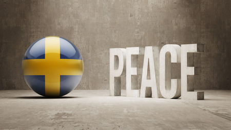 pacifist: Sweden  Peace Concept