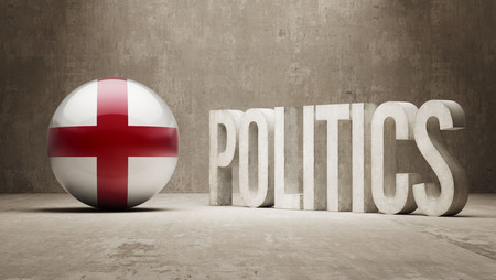 england politics: England   Politics Concept Stock Photo