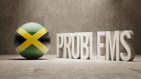 rectify: Jamaica   Problems Concept