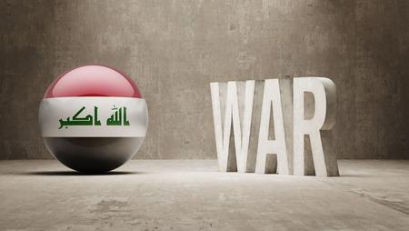 iraq war: Iraq War Concept