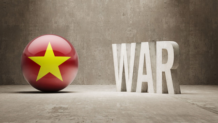 vietnam war: Vietnam   War Concept
