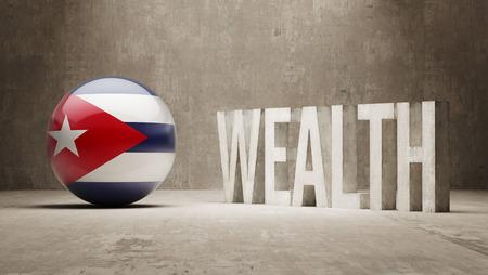 weal: Cuba Wealth Concept