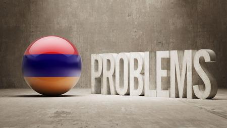 rectify: Armenia Problems Concept