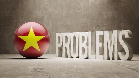rectify: Vietnam Problems Concept