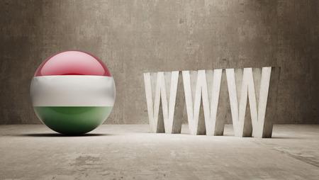 url virtual: Hungary WWW Concept