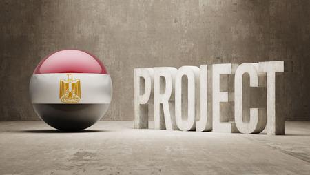 Egypt  Project Concept photo
