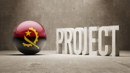 Angola Project Concept photo