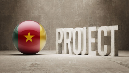 Cameroon Project Concept photo