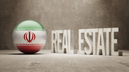 Iran   Real Estate Concept photo