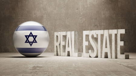 Israel Real Estate Concept photo