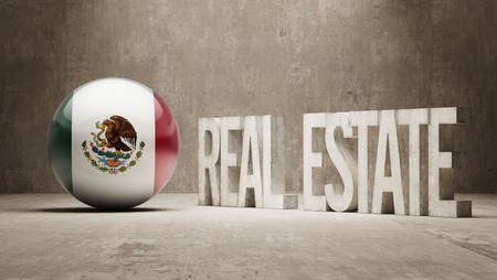 Mexico  Real Estate Concept photo