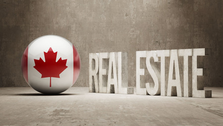 Canada  Real Estate Concept photo