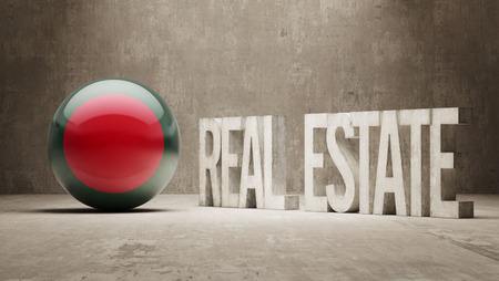 Bangladesh   Real Estate Concept photo