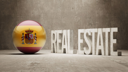 Spain   Real Estate Concept photo