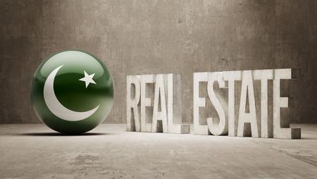 possession: Pakistan  Real Estate Concept