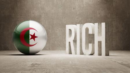 algeria: Algeria Rich Concept