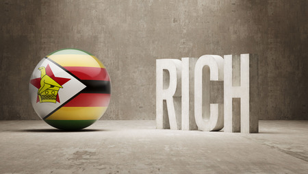 Zimbabwe High Resolution Rich Concept photo