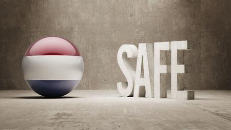cautionary: Netherlands  Safe Concept
