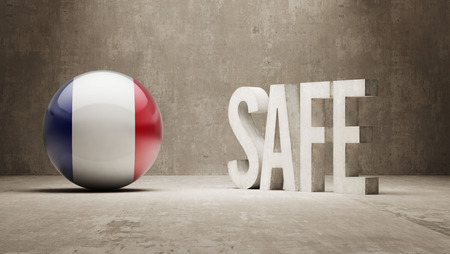 safely: France   Safe Concept